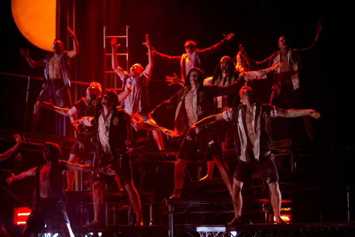 Review: Matthew Bourne's Lord of the Flies at Wales Millennium Centre.