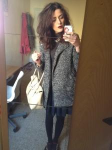 Sunday stroll attire
