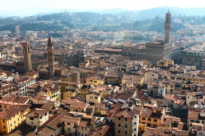 Goodbye Florence!