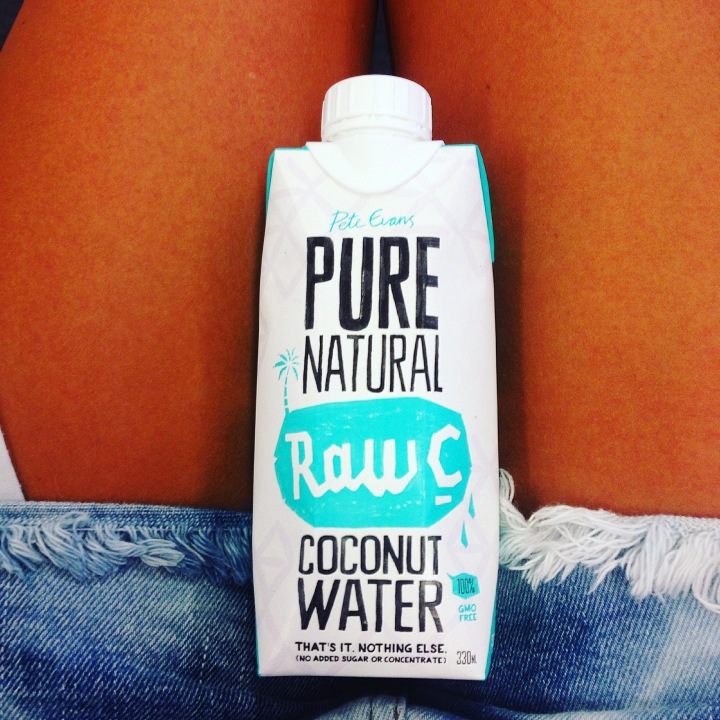 Raw C Coconut Water