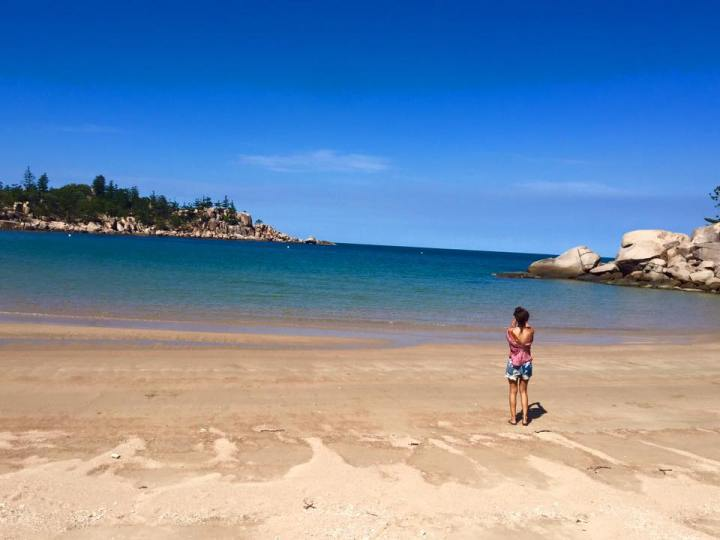 A Minute on Magnetic Island.